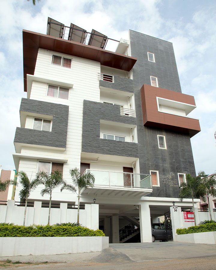 1c60c98d7041 Pride Supra Homes - Eco friendly 2 BHK Flats in Hyderabad